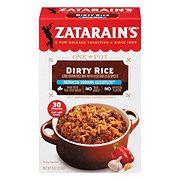 Zatarain's Reduced Sodium Dirty Rice Mix