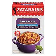 Zatarain's Reduced Sodium Jambalaya Rice Dinner Mix