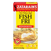 Zatarain's Wonderful Fish-Fri