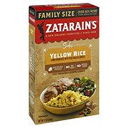 Zatarain's Yellow Rice Family Size