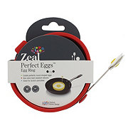 Zeal Perfect Eggs Round Egg Ring, Assorted Colors