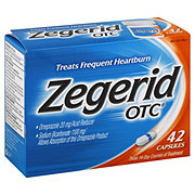 Zegerid Acid Reducer Capsules