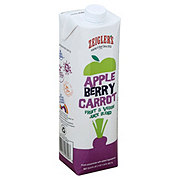Zeigler's Apple Berry Carrot Fruit & Veggie Juice Blend