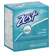 Zest Aqua Family Deodorant Bars 3 ct