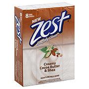 Zest Cocoa Butter Bath Bars
