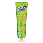 Zest Fruit Boost Shower Gel Citrus Splash