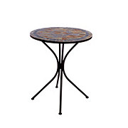 Zest Garden Brazos Slate Bistro Table