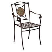 Zest Garden Brazos Slate Dining Chair