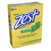 Zest Gold Bar Soap
