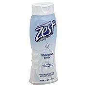 Zest Indulgence Body Wash Whitewater Lily & Jojoba Oil