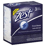 Zest Ocean Breeze Family Deodorant Bars