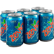 Zevia Cola 6 PK Cans