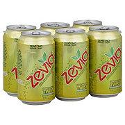 Zevia Lemon Lime Twist Soda 6 PK Cans