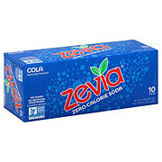 Zevia Natural Diet Soda Cola, 12 OZ