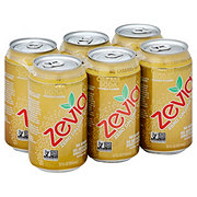 Zevia Zero Calorie Cream Soda 12 oz Cans