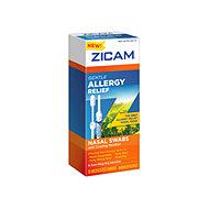 Zicam Allergy Relief Swabs