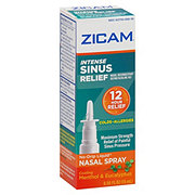 Zicam Intense Sinus Relief