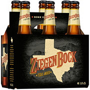 ZiegenBock Amber  Beer 12 oz  Bottles