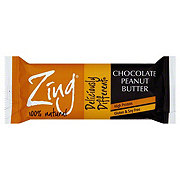 Zing Chocolate Peanut Butter Nutrition Bar