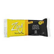 Zing Lemon Cashew Crunch