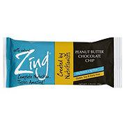 Zing Peanut Butter Chocolate Chip Bar