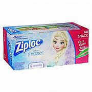 Ziploc Disney Frozen Snack Bags