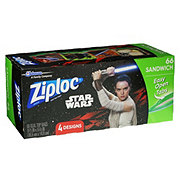 Ziploc Disney Star Wars Sandwich Bags