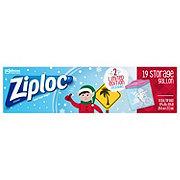 Ziploc Holiday Gallon Storage Bags