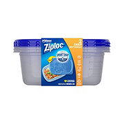 Ziploc Large Rectangle Food Storage Containers