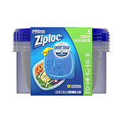 Ziploc Medium Square Food Storage Containers