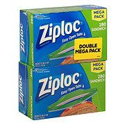 Ziploc Sandwich Bags Mega Pack