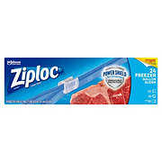 Ziploc Slider Stand & Fill Gallon Freezer Bags