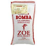 Zoe Diva Select Bomba Calasparra Rice