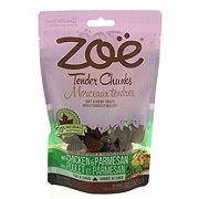 Zoe Tender Chunks Chicken And Parmesan Dog Treats
