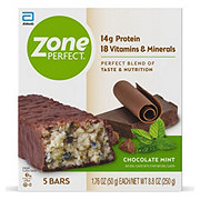 ZonePerfect Chocolate Mint Nutrition Bars