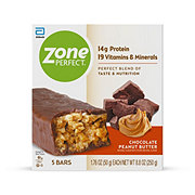 ZonePerfect Chocolate Peanut Butter Nutrition Bars