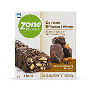 ZonePerfect Dark Chocolate Almond Protein Bars