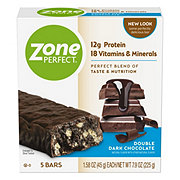 ZonePerfect Double Dark Chocolate Nutrition Bars