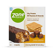 ZonePerfect Fudge Graham Nutrition Bars