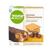 ZonePerfect Fudge Graham Protein Bars