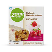 ZonePerfect Strawberry Yogurt Nutrition Bars