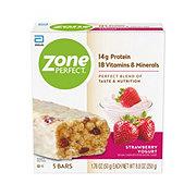 ZonePerfect Strawberry Yogurt Protein Bars