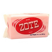 Zote Pink Mexican Laundry Soap