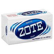 Zote White Mexican Laundry Soap
