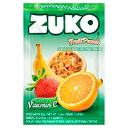 Zuko Fruit Punch Instant Powder Drink Mix