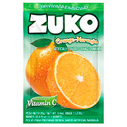 Zuko Orange Instant Powder Drink Mix