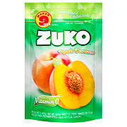 Zuko Peach Durazno Drink Mix