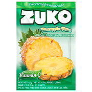 Zuko Pineapple Flavor Drink Mix