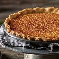 Texas Pie Company Lemon Chess Pie
