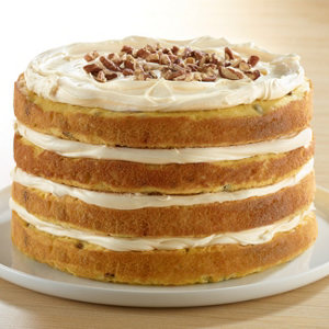 Easy Italian Cream Cake Recipe from HEB